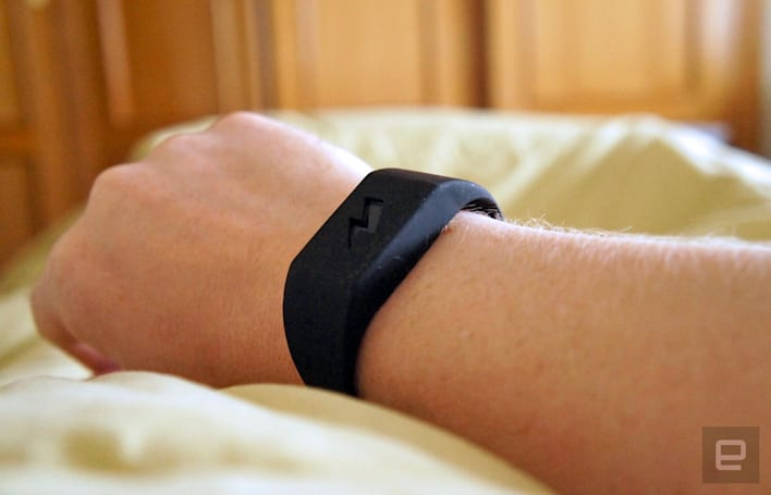 The Shock Clock band uses fear and electricity to wake you up