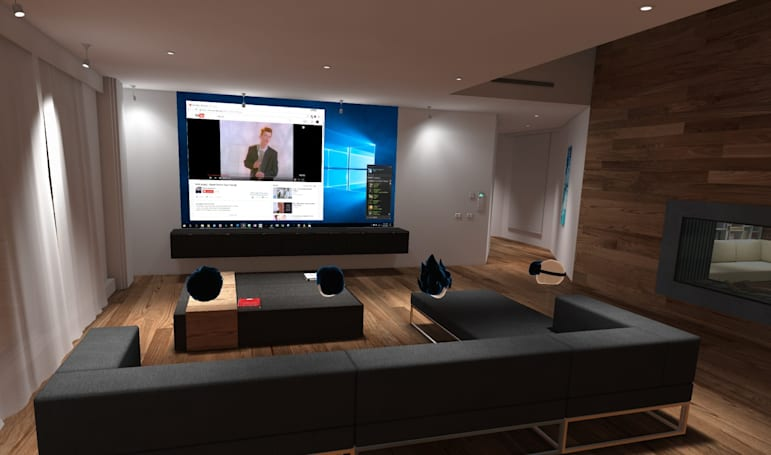 Bigscreen's 'VR LAN party' comes to the Oculus Store