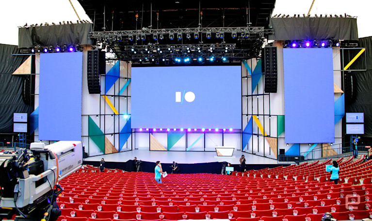 Watch Google's I/O 2018 keynote right here at 1PM ET