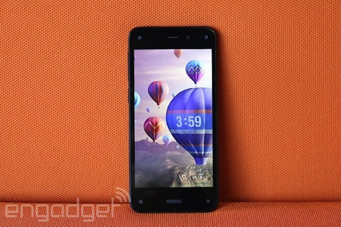 Amazon's Fire phone drops to 99 cents on contract