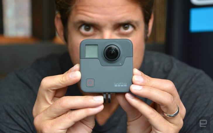 GoPro 创始人证实公司愿意接受报价