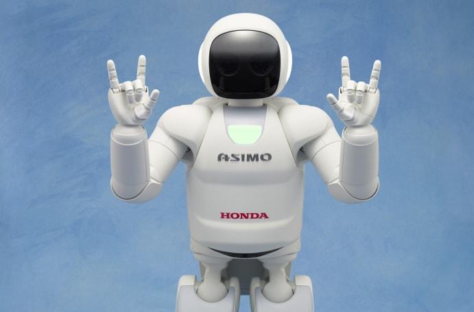 Honda 終止雙足 Asimo 機器人的開發