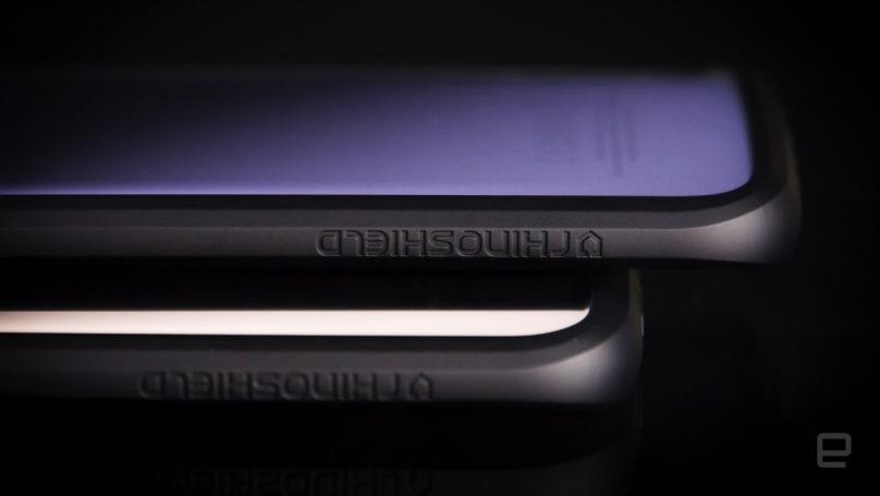 犀牛盾為 S8 與 S8+ 推出了更進化的防摔框(開箱動手玩)