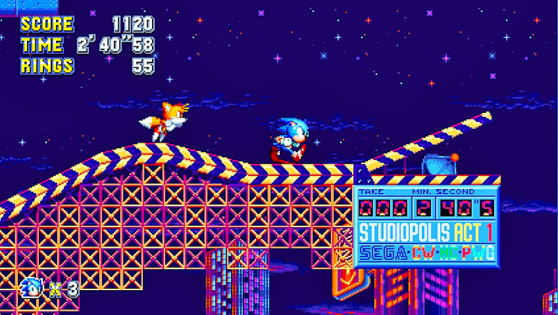 'Sonic Mania' is a wonderful balance of nostalgia and novelty