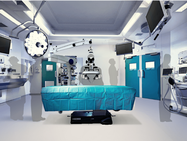 Motion-controlled robot performs delicate microsurgery