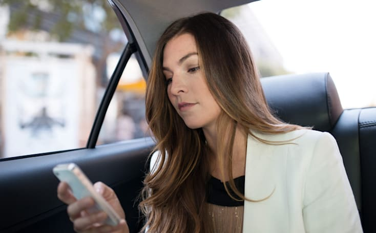 Uber wants to keep you entertained while you ride
