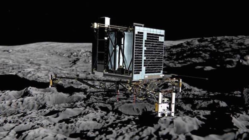 Watch the European Space Agency's comet landing live