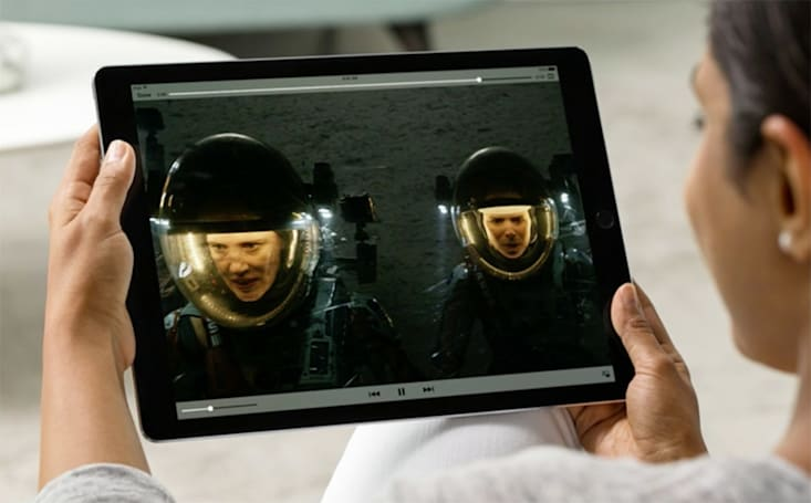 The iPad Pro vs. the competition: Super-size your tablet