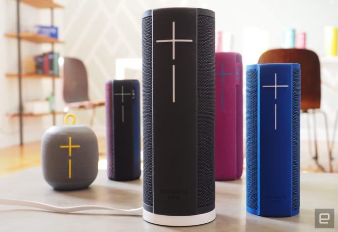 UE 发表支持 Alexa 的「Blast」与「Megablast」Wi-Fi 喇叭