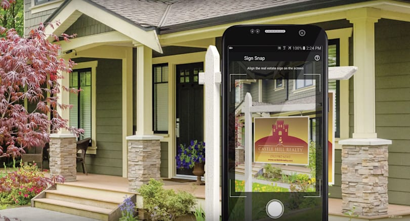 Realtor.com uses augmented reality to help you find a new home
