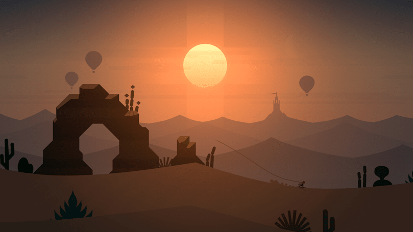 The sequel to 'Alto's Adventure' arrives this summer