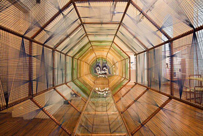 Google creates an online exhibit for contemporary art