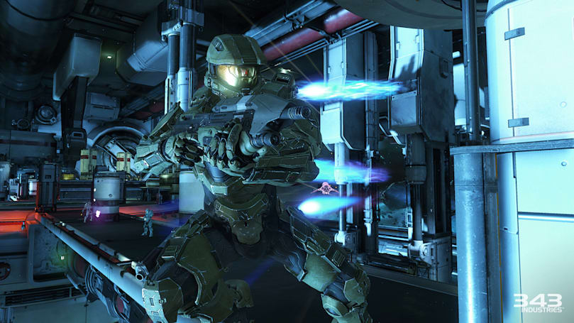 How 'Halo 5: Guardians' hits 60 fps and stays there