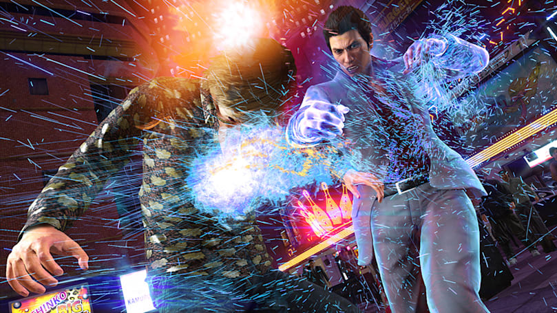 'Yakuza 6' makes its belated appearance on PS4 today