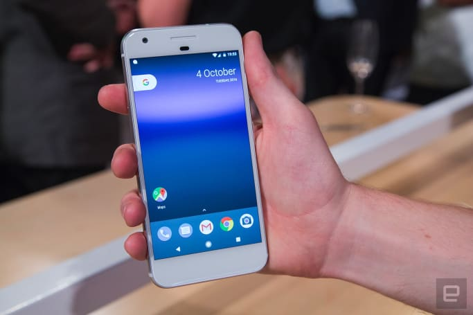 Verizon now says the Pixel will get Android updates immediately