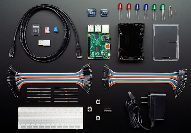 Microsoft 聯同 Adafruit 推出「Windows IoT Core Starter Kit」