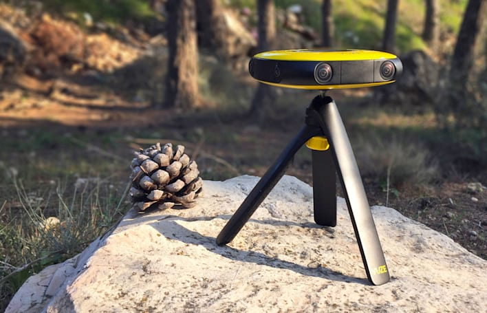 Vuze camera offers 3D VR video for less than $800