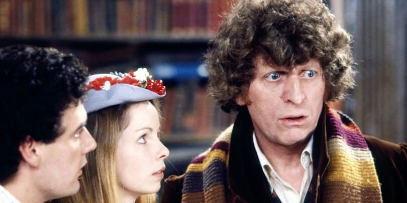 A lost 'Doctor Who' episode featuring Tom Baker is finally here
