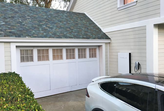 Tesla patent application explains how its solar roof tiles work
