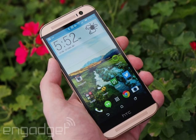 HTC's Lollipop update won't reach every One phone on time