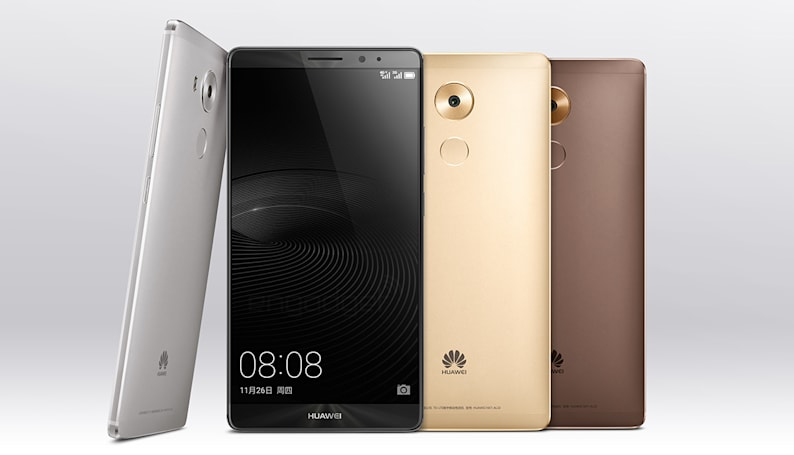 Huawei still thinks 6-inch phablets is the way to go