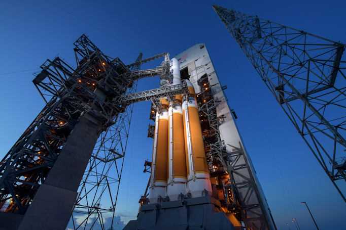 NASA explores product endorsements and rocket naming rights