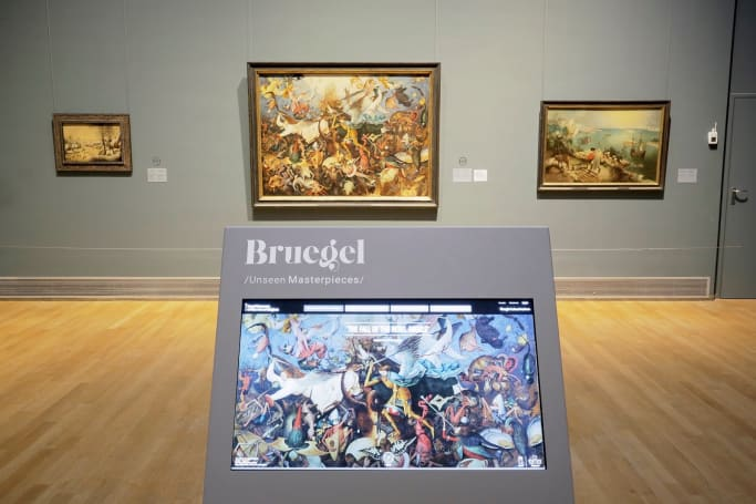 Google uses VR to put you inside a Bruegel painting