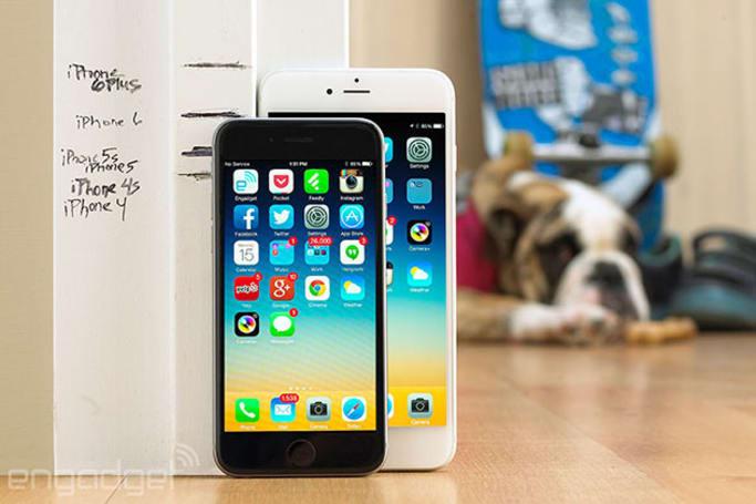 iPhone 6 與 6 Plus 主站評測:「大」器晚成,但追得上競爭者的腳步嗎?