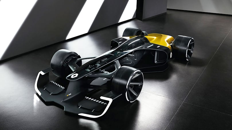 The Renault R.S. 2027 Vision could be the F1 car of the future