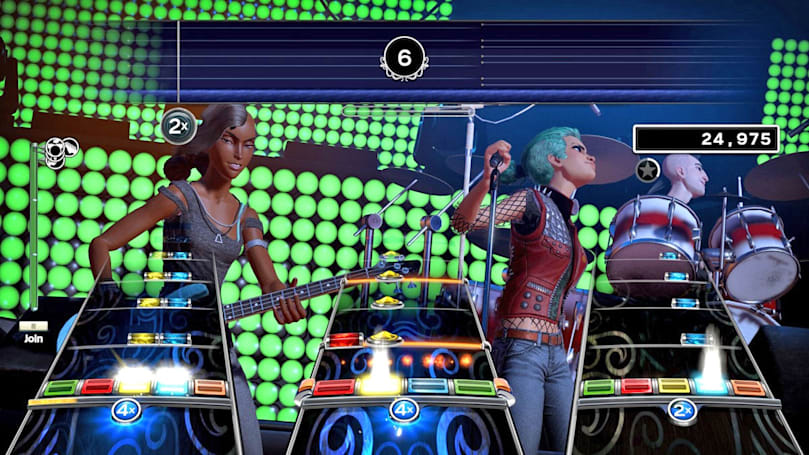 Harmonix is reviving Rock Band Network in 'Rock Band 4'