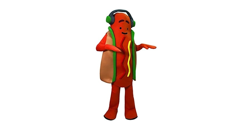 Snapchat's dumb dancing hot dog is now an $80 Halloween costume