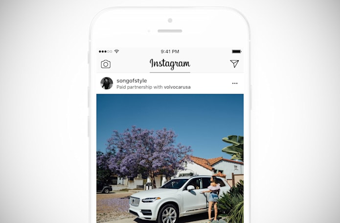 Instagram opens its paid post tools to more 'influencers'