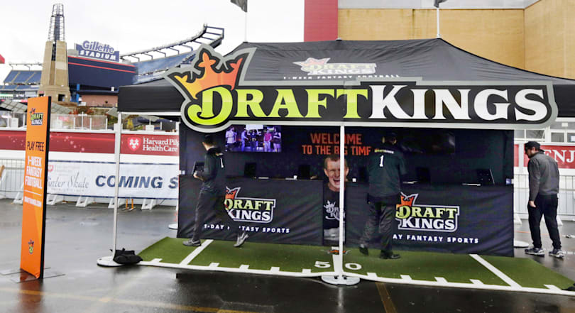 DraftKings and FanDuel are legal in Virginia