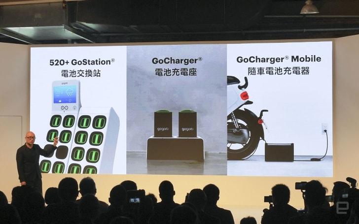 Gogoro 终于发布「GoCharger Mobile」随车充电器,定价 NT$2,980