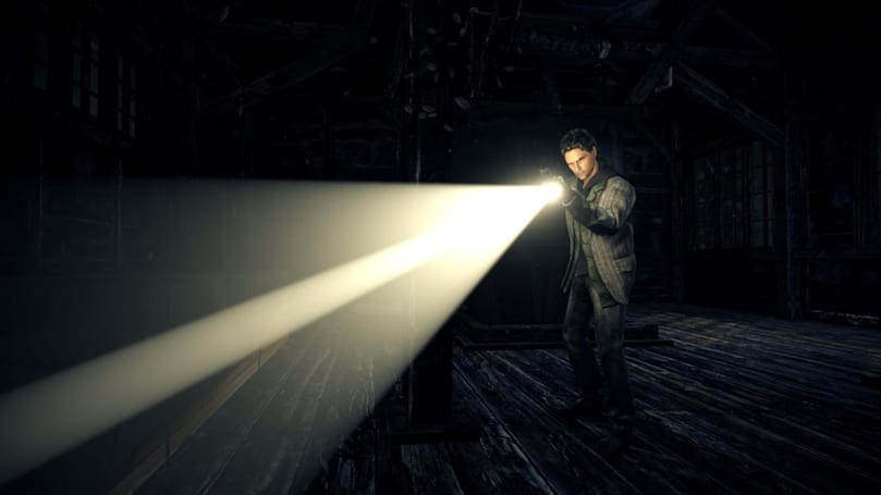 An 'Alan Wake' TV series is in the works