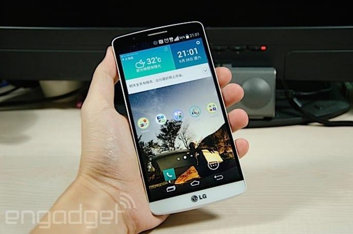 LG G3 評測