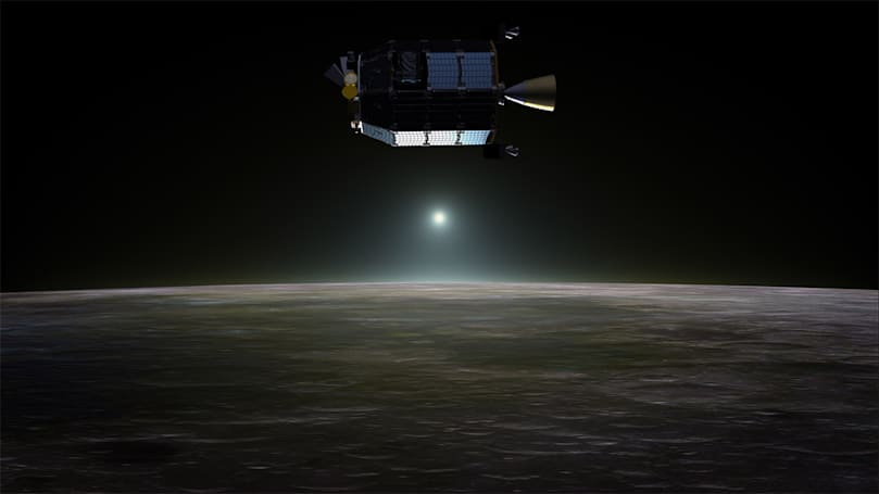 NASA's LADEE confirms the moon's atmosphere has neon