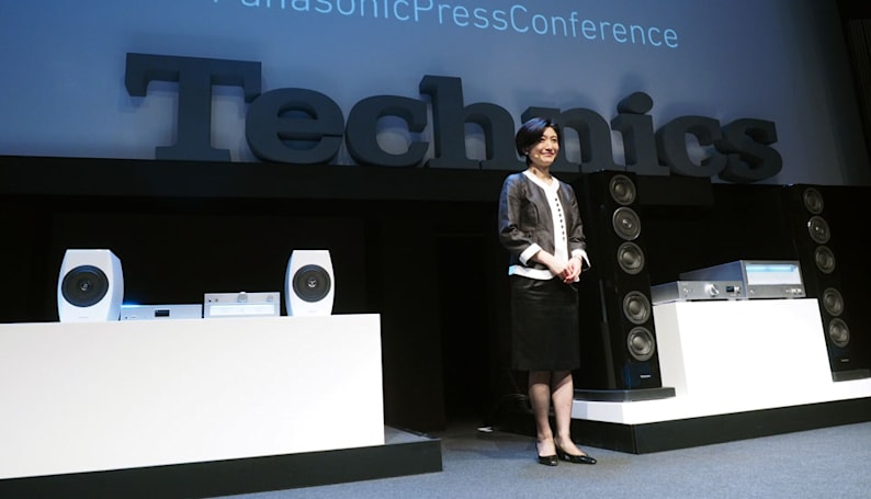 Panasonic's bringing Technics back with a pair of high-end amps