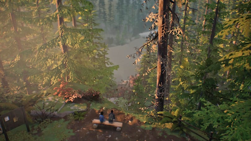 The importance of sitting in 'Life is Strange 2'