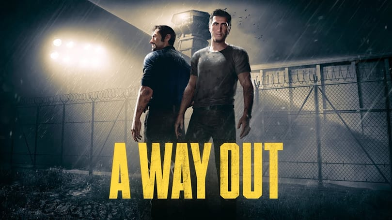Escape prison in 'A Way Out' next March