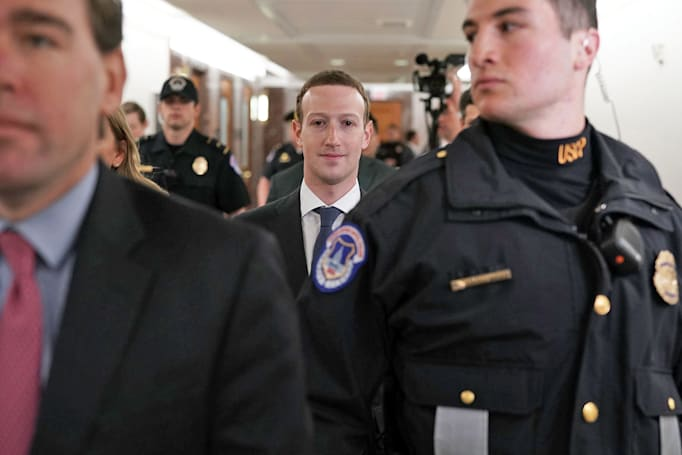 Zuckerberg says a 'version' of Facebook will always be free