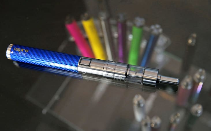 Study identifies two new carcinogens in e-cigarette vapor