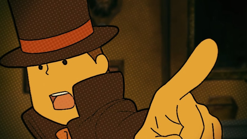 'Professor Layton and the Curious Village' is coming to iOS