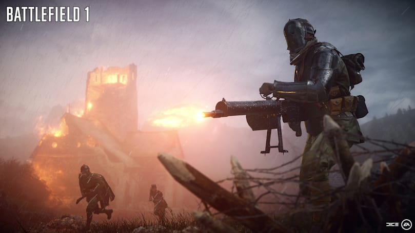 《战地 1(Battlefield 1)》将于 8 月 31 日启动公测