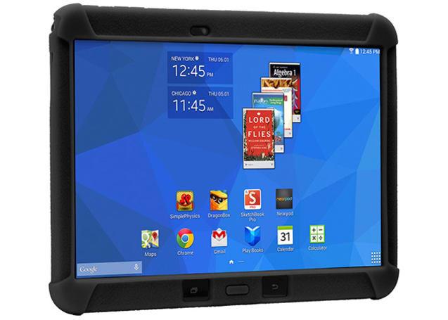 這部就是 Samsung 為學生而設的 Galaxy Tab 4