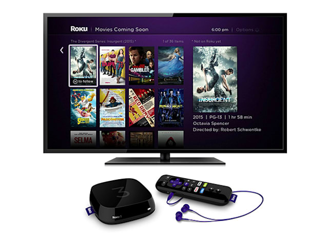 Roku upgrades players, adds more ways to discover and search content
