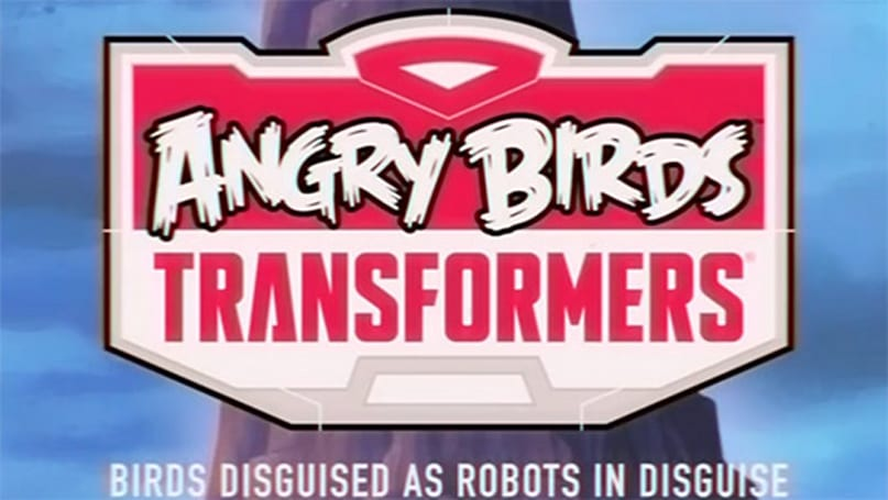 Angry Birds Transformers goes back to the 80s in new trailer