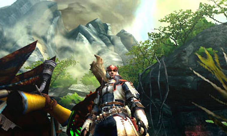 Monster Hunter 4 Ultimate contest asks fans to design weaponry