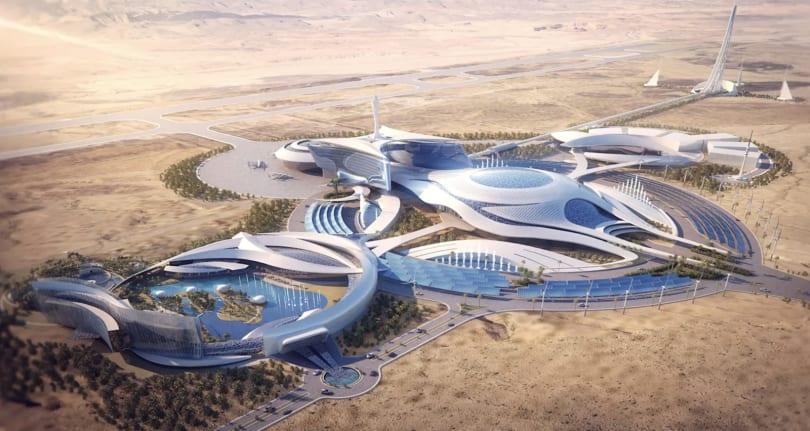 Saudi Arabia plans $1 billion investment in Virgin's space tourism