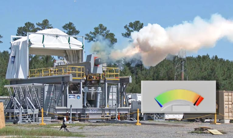 The Navy's railguns are ready for live-fire field tests